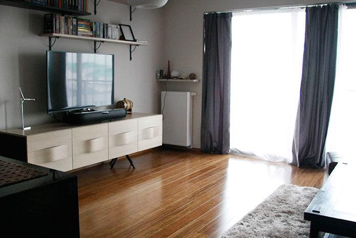 Bambus - popularny materiał na podłogi