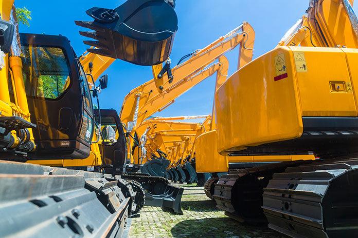Rodzaje maszyn i urządzeń budowlanych