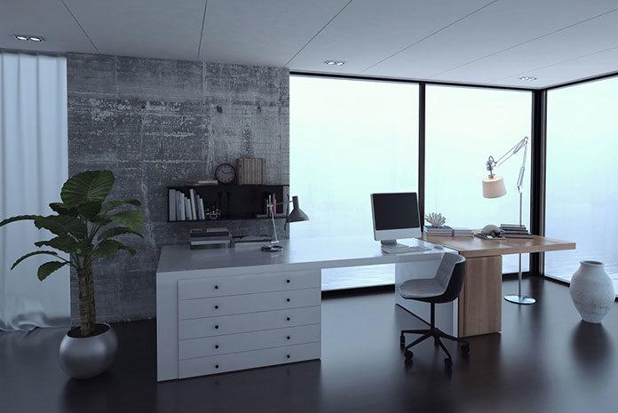 Charakterystyka idealnego biurka do gabinetu