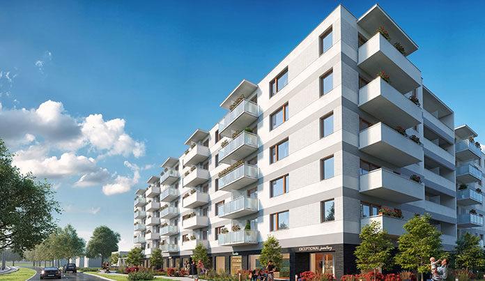 Nowe mieszkania na Warszawskim Bemowie