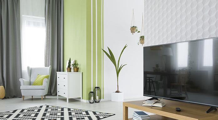 Bogactwo wzorów i kolorów dekoracyjnych tapet ściennych