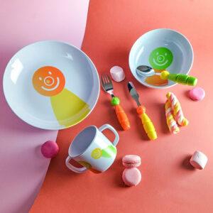 Zastawa stołowa dla dzieci - propozycje od Home and Passion